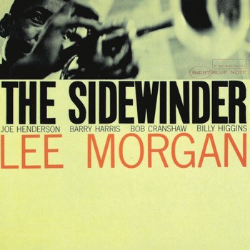 Lee Morgan - The Sidewinder (The Rudy Van Gelder Edition)