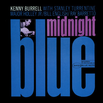 Kenny Burrell - Midnight Blue (The Rudy Van Gelder Edition)