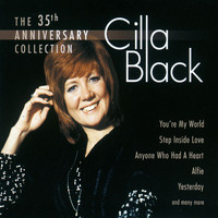 Cilla Black - 35th Anniversary Collection