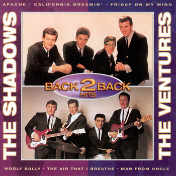 The Shadows/The Ventures - Back To Back