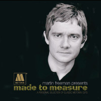 Various Artists - Motown Made To Measure (Martin Freeman (compiler))