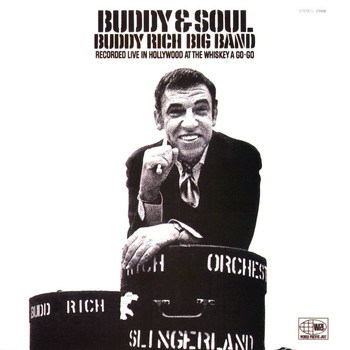 The Buddy Rich Big Band - Buddy And Soul