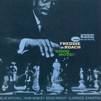 Freddy Roach - Good Move (Reissue)