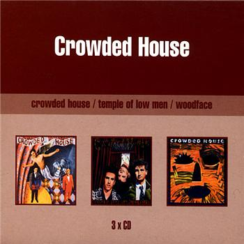 Crowded House - Crowded House/Temple of Low/Woodface