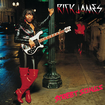 Rick James - Street Songs (Remastered)