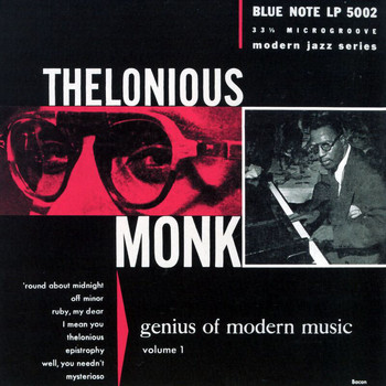 Thelonious Monk - Genius Of Modern Music (Vol.1, Expanded Edition)