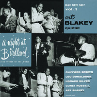 Art Blakey Quintet - A Night At Birdland, Vol. 1 (The Rudy Van Gelder Edition)