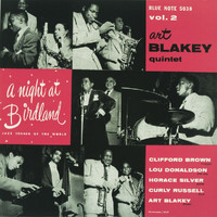 Art Blakey Quintet - A Night At Birdland, Vol. 2 (The Rudy Van Gelder Edition)