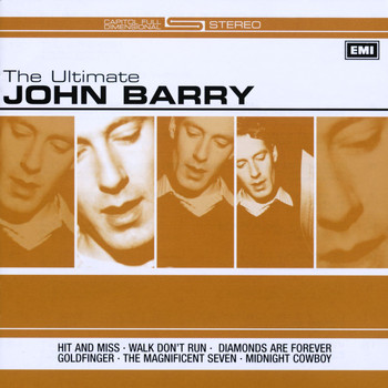 John Barry - The Ultimate John Barry