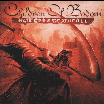 Children Of Bodom - Hate Crew Deathroll (EU Version)