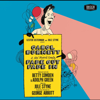 Various Artists - Fade Out Fade In (1964 Original Broadway Cast Recording (2003 Reissue))