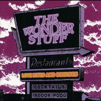The Wonder Stuff - Love Bites & Bruises -A  Wonder Stuff Compilation