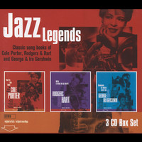 Various Artists - Jazz Legends - Songs Of Cole Porter/Rodgers & Hart/Gershwin