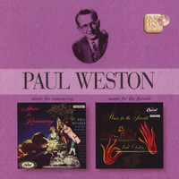 Paul Weston - Music For Romancing/Music For The Fireside (Remastered)