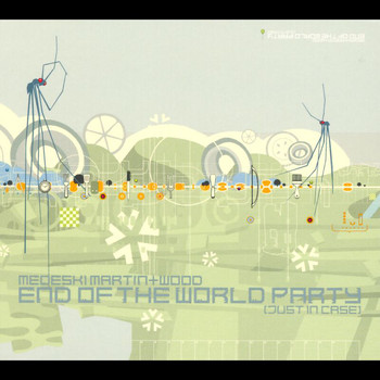 Medeski Martin & Wood - End Of The World Party (Just In Case)