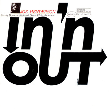 Joe Henderson - In 'N Out (The Rudy Van Gelder Edition)