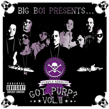 Big Boi Presents... - Big Boi Presents... Got Purp? Vol. 2 (Explicit)