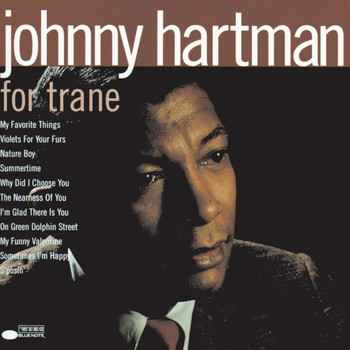 Johnny Hartman - For Trane