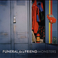 Funeral For A Friend - Monsters (UK ENHANCED CD)
