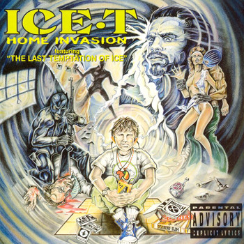 Ice T - Home Invasion (Includes 'The Last Temptation Of Ice') (Explicit)