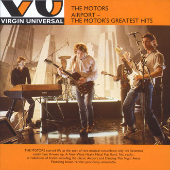 The Motors - Airport - The Motors Greatest Hits