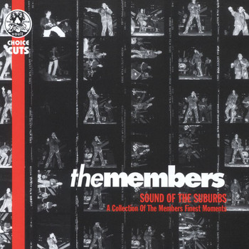 The Members - Sound Of The Suburbs - A Collection Of The Members Finest Moments