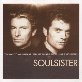 Soulsister - The Way To Your Heart - The Very Best Of Soulsister