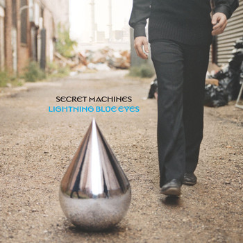 Secret Machines - Lightning Blue Eyes (Int'l 2-Track CD Single)