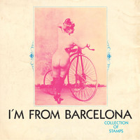 I'm From Barcelona - Collection Of Stamps