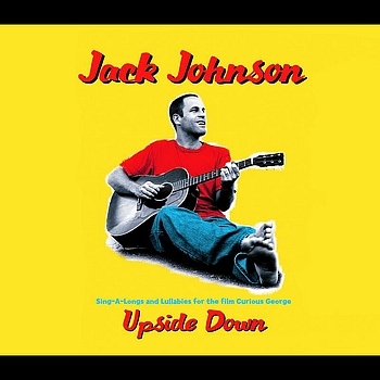 Jack Johnson - Upside Down (UK MaxiSingEnhanced)