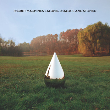 Secret Machines - Alone, Jealous And Stoned (U.S. DMD Single)