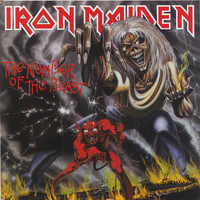Iron Maiden - The Number Of The Beast ([1998 Remastered Edition])