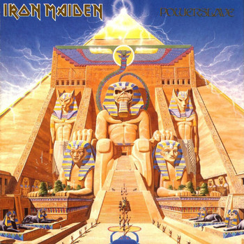 Iron Maiden - Powerslave (1998 Remastered Edition)