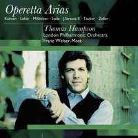 Thomas Hampson - Operetta Arias: Thomas Hampson