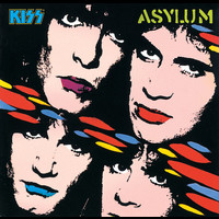 Kiss - Asylum (Remastered Version)