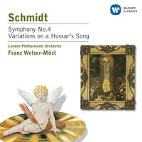 Franz Welser-Möst - Schmidt: Symphony No.4 / Variations on a Hussar's Song