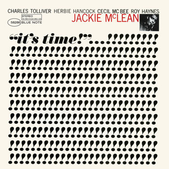 Jackie McLean - It's Time