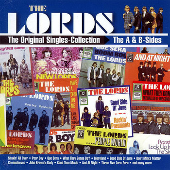 The Lords - The Original Singles Collection - The A & B-Sides