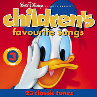 Various Artists - Children's Favourite Songs 3