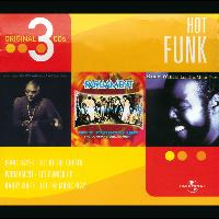Isaac Hayes / Parliament / Barry White - Hot Funk: Isaac Hayes/ Parliament/ Barry White