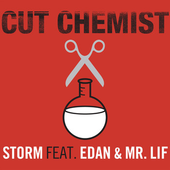 Cut Chemist - Storm (feat. Edan And Mr. Lif)