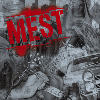 Mest - Jaded (These Years   Internet Single)