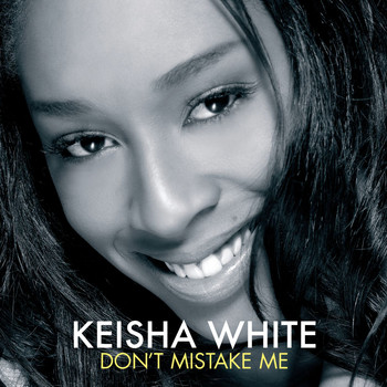 Keisha White - Don't Mistake Me (J-Card Commercial)