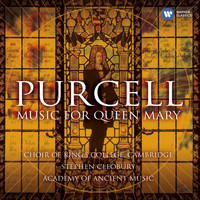 Choir of King's College, Cambridge/Stephen Cleobury - King's College Choir: Purcell