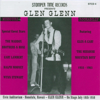 Glen Glenn - Missouri Rockabilly 1955-1965