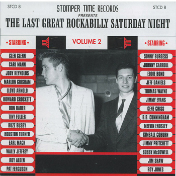 Various Artists - The Last Great Rockabilly Saturday Night Volume 2