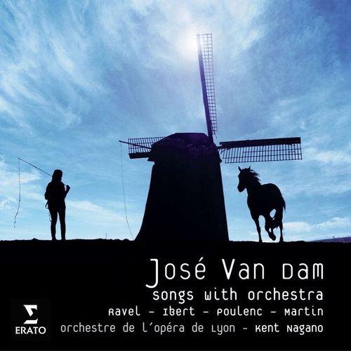 José Van Dam/Kent Nagano/Orchestre de l'Opéra National de Lyon MP3 Track Le Bal masqué (Max Jacob): Bagatelle
