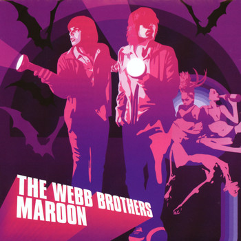 The Webb Brothers - Maroon