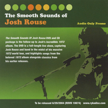 Josh Rouse - The Smooth Sounds Of Josh Rouse