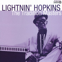 Lightnin' Hopkins - Tradition Masters Series: Lightin' Hopkins